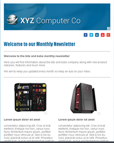 xyz computers email